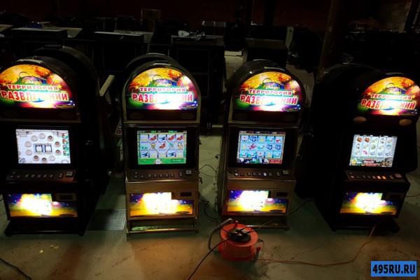 автоматы игровые atronic emation описания