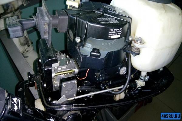 встроенные бензобаки на лодочные моторы меркурий